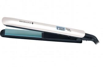 Test du lisseur Remington Lisseur S8500 Shine Thérapie