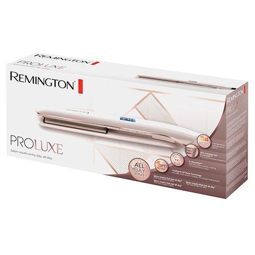 Test du lisseur Remington PRO luxe S9100