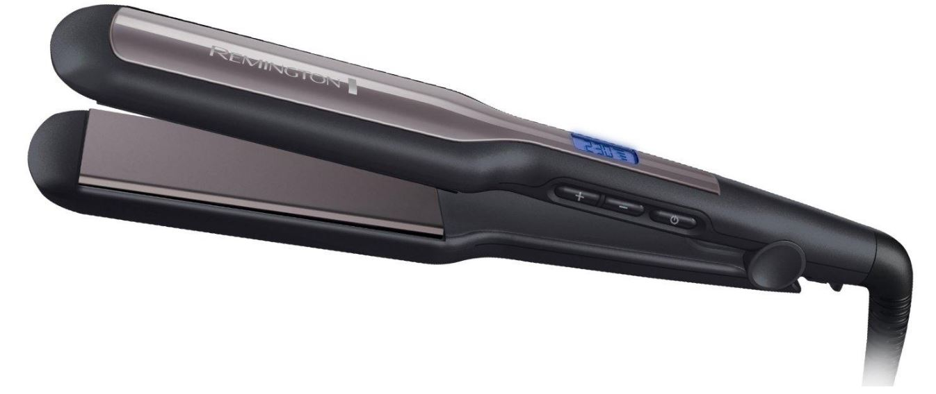 Test du lisseur Remington S5525 PRO Ceramic Extra